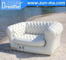 offering air sofa to the distributor