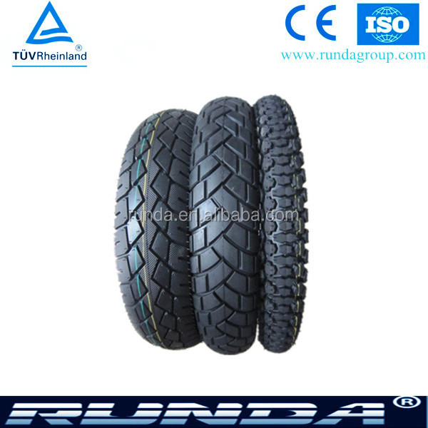 high quality Tire Motorcycle 3.25 18