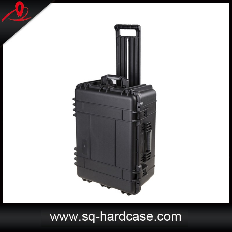 Factory OEM IP67 waterproof shockproof safety hard case with foam