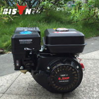 BISON air cooled honda gx210 ohv gasoline engine 170f, honda engine 210cc