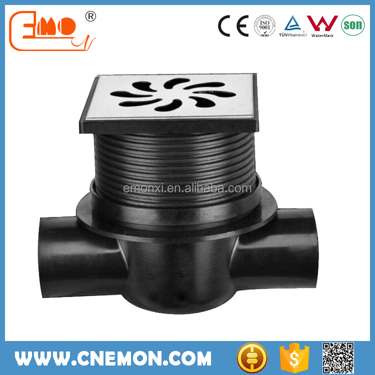 HDPE drianage Syphonic Floor drain fittings