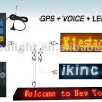 GPS Tracking Bus Station Voice Announcer
