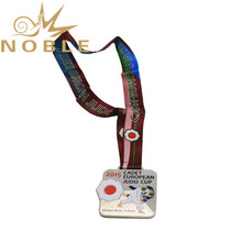 Running Sport Award Medal Silver Metal Customized Souvenir Medallion