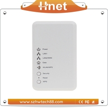 Wireless Power line Internet 500 Mbps Ethernet Adapter Networking Kit