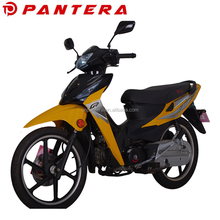 High Quality 110cc 4 Stroke Motor Gasoline Super Power Moped Motorcycle
