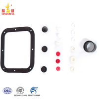 Plastic Products and Mold Plastic Buckle Cap Grommet