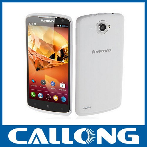 Original Lenovo S920 Mobile phone Quad Core 5.3inch Android 4.2 cellphone 3G wcdma smart
