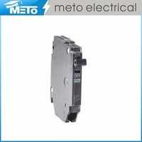 Wenzhou residential 3 pin automatic plug-in type cutler hammer circuit electric mccb breaker