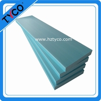 XPS Blue Foam Extruded Polystyrene Thermal Insulation Panel