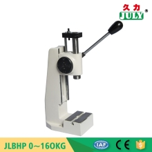 JULY hand operated patch handle bag printing press mechanism