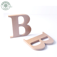 Excellent Quality Wholesale Art Minds Wood Carved Big Large Letters