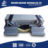 Aluminum Base Rubber Connect Anti Seismic Expansion Joint Covers