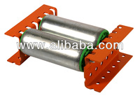 Pallet Flow Rollers and Tracks