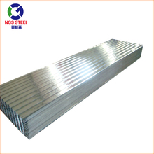 corrugated metal roof tiles