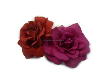 Beautiful Artificial Flower foam Hawaii style Hair Clip Accessories charming