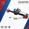 60V 1000W BLDC differential motor with rear axle for electric tricycle/rickshaw/car