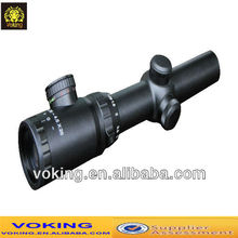 illuminated reticle riflescope