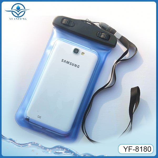 top sale waterproof dry bag for cell phone/mobile