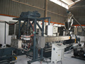 100kg per hour PP packing rope machine PP straps produce machine