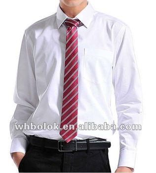 Fashionable mens dress shirt italian style long sleeve for Italian style dress shirts