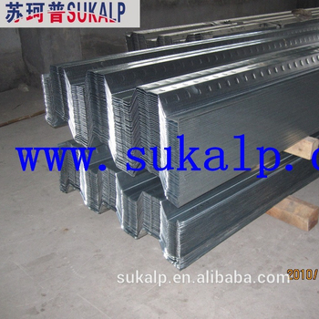 High Quality Steel Decking