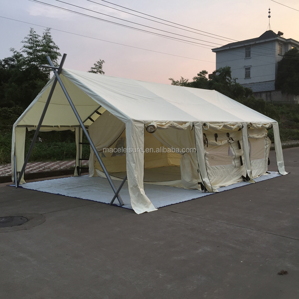 5x7m Safari Tent / Glamping Tent / Hotel Tent for outdoor camping
