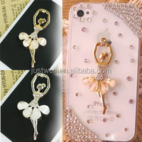 Ballet Girl cell phone cases customized mobile phone accessories