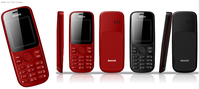 Mobile Phone for Old Man 1.77 inch Qualcomm 1110 or 6010 CDMA2000 Single Sim Card 800mAh BL-5C Battery J1 Feature phone