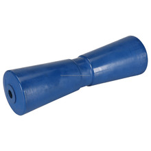 Roller 12'' Polyurethane Marine Keel Roller With Nylon Rubber Shaft Hole