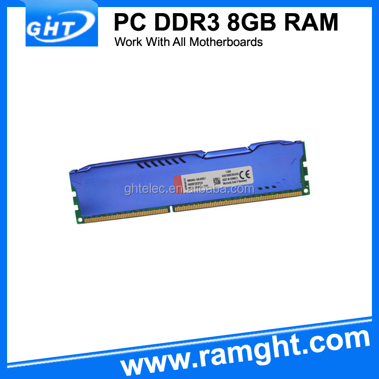 Best price 1.65V ram ddr3 8gb with Heat sink