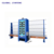 JFP-2000 Semi-automatic Cheap price Economical used glass ceramic sandblasting and frosting machine with open top