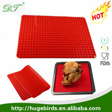 Non Stick Pyramid Pan Silicone Kitchen Baking Mat For Healthy Cooking