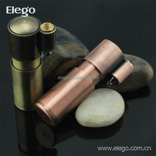 2014 new e-cig mod special mechanical mod Bullet mod from China Elego