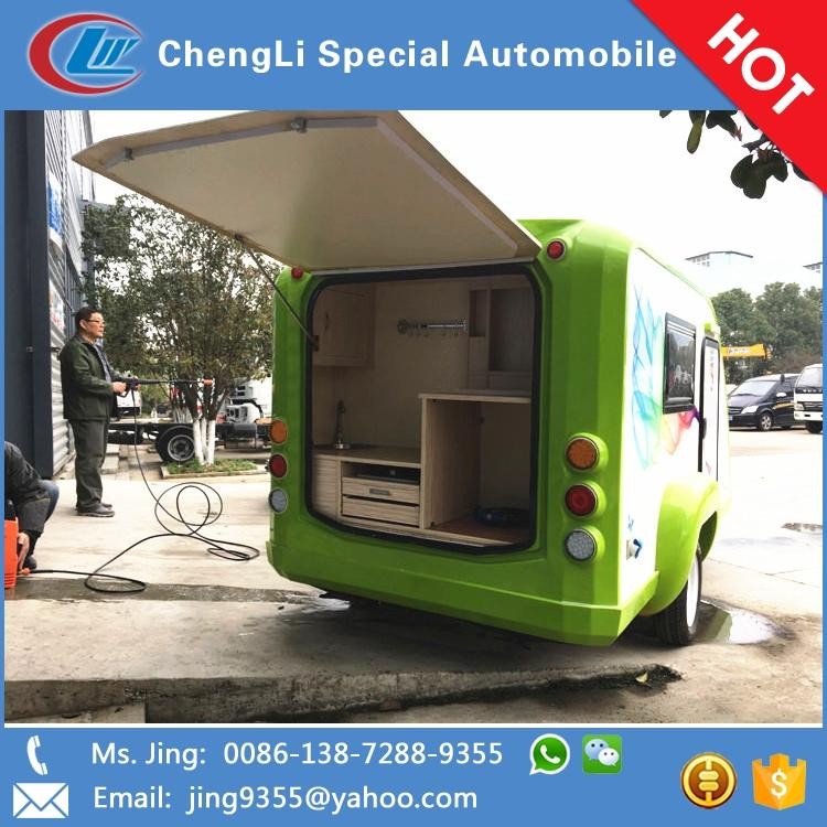 Brand new trailer caravan/ mini camper trailers with low price