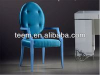 Modern Chair Made in China dining chair metal furniture trim
