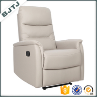 BJTJ Living Room Furniture Leather Recliner