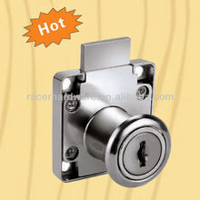 138-22 iron and zinc alloy furniture wooden drawer lock
