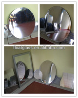 Safety silver Mirror with vinyl back ( CAT I, CAT II) cheap price