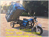Guangzhou tricycle factory export to Mali 150cc XINGDA cargo tricycle