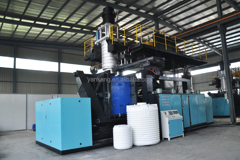 BOTTLE WATER TANKS //PLASTIC TANKS BLOW MOLDING MACHINE(YK1000L-3)