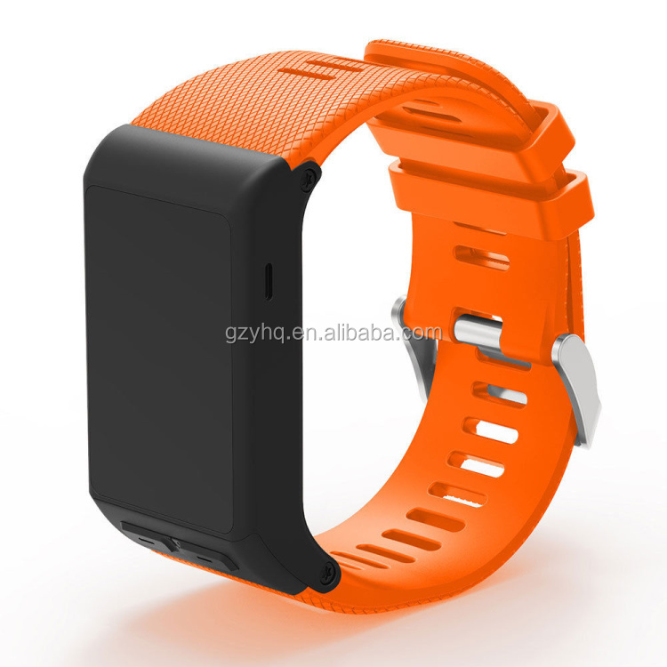 New Fashion Sports Silicone Bracelet Strap Band Replacement For Garmin vivoactive HR Smart Watch