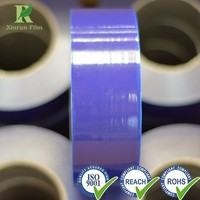Professional 155micron Blue Adhesive Film with Low Price