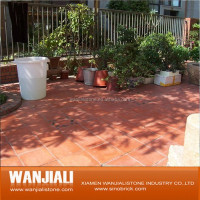 Ceramic Terracotta Floor Tiles For Garden/House/Stairs