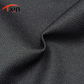 Color Black 100% Polyester Knitted Warp Fabrics For Shoes pad fabric