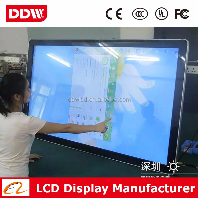 2016 47inch Android Full color led screen Display big is suing led advertising display screen
