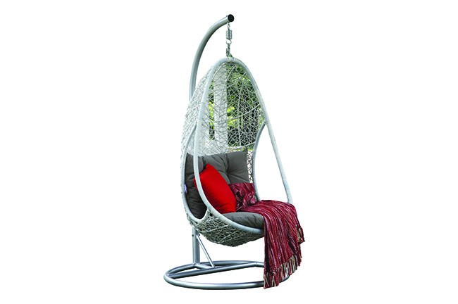 balcony swing chair picnic chair indoor swing for adults. Black Bedroom Furniture Sets. Home Design Ideas