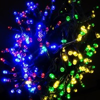 Holiday 14m fashion musical christmas lights