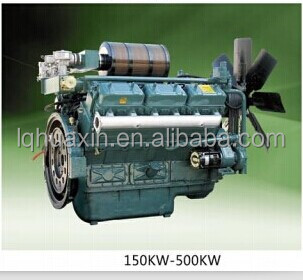 Natural Gas Engine for generator from 10KW to 1200KW