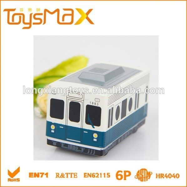 Driving ABS plastic alarm clock bus table clock