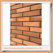 240*60 Brand new clay bricks with high quality exterior and interior wall decoration
